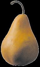 PRODUCE Organic Bosc Pears reg. $2.99 product image.