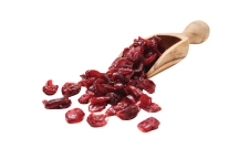 Organic Cranberries Sweetened, dried product image.