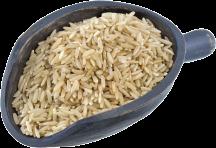 Organic White Basmati Rice product image.