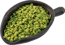 Green Lentils product image.