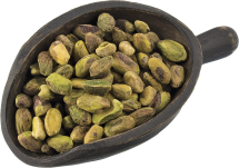 Salted & Unsalted Roasted Pistachios product image.