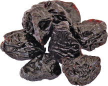 BULK DRIED FRUIT 100% Organic Prunes Pitted product image.