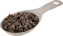 Organic Dark Chocolate Chips product image.