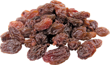 Organic Thompson Seedless Raisins product image.